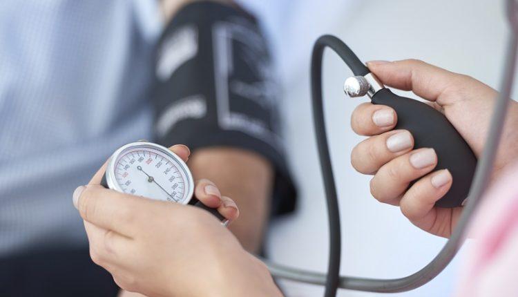 محدوده فشار خون