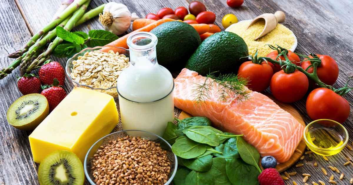 غذاهای سالم بخورید