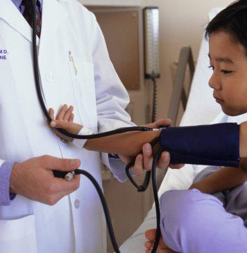 فشار خون بالا در کودکان