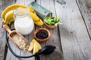 مواد غذایی کاهش دهنده فشار خون بالا