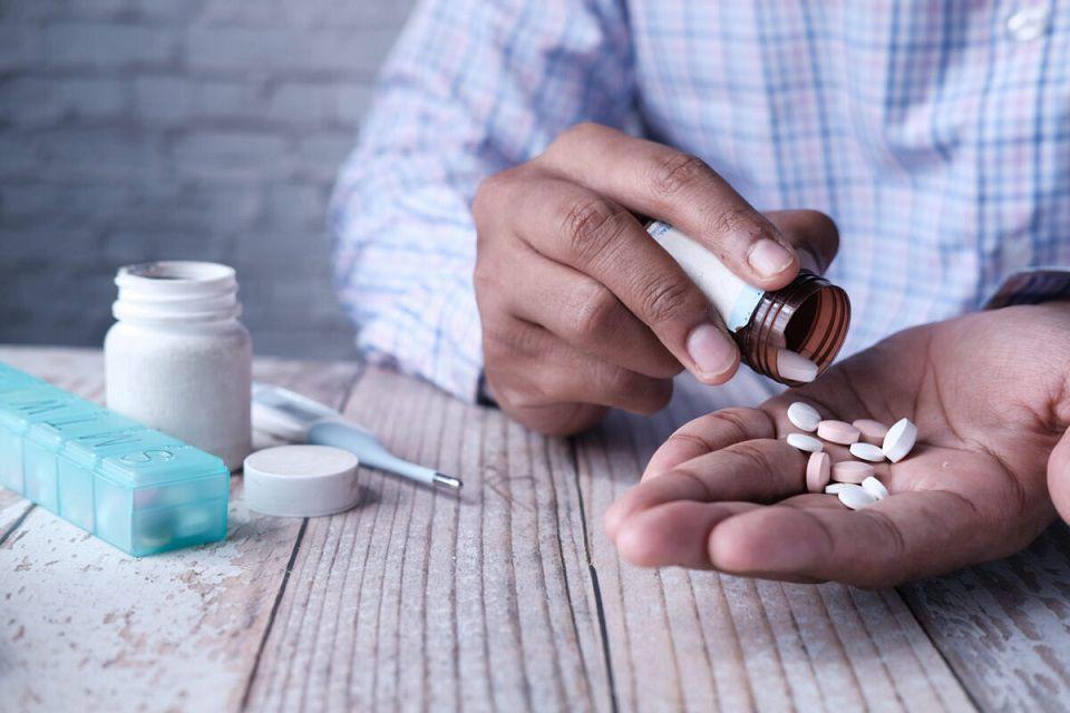 عوارض قرص فشار خون در مردان
