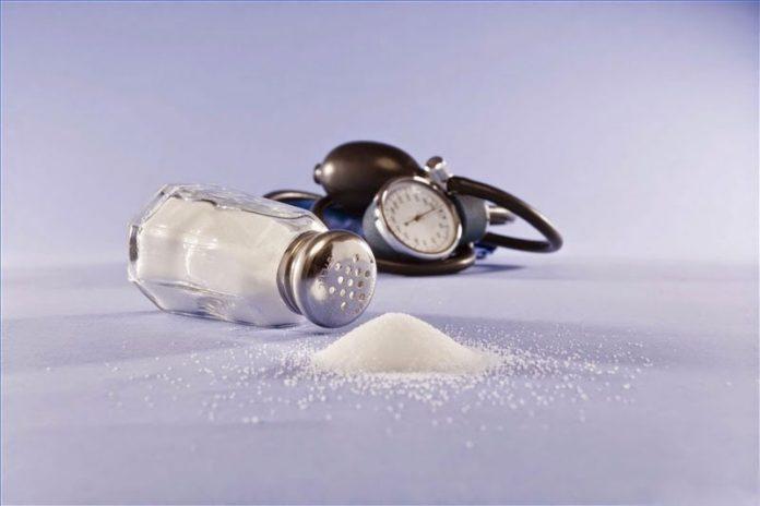 رایطه فشار خون و نمک