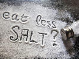 نمک و فشار خون بالا