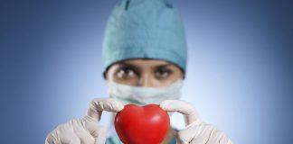 عمل جراحی باز قلب