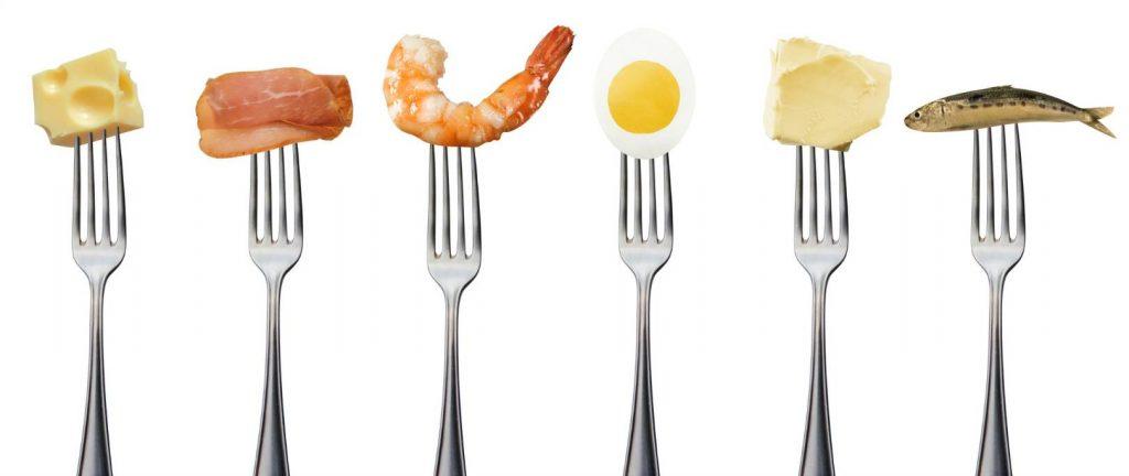 پروتئین مناسب برای کاهش فشار