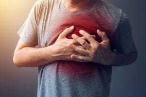 درد قفسه سینه یا سوزش معده