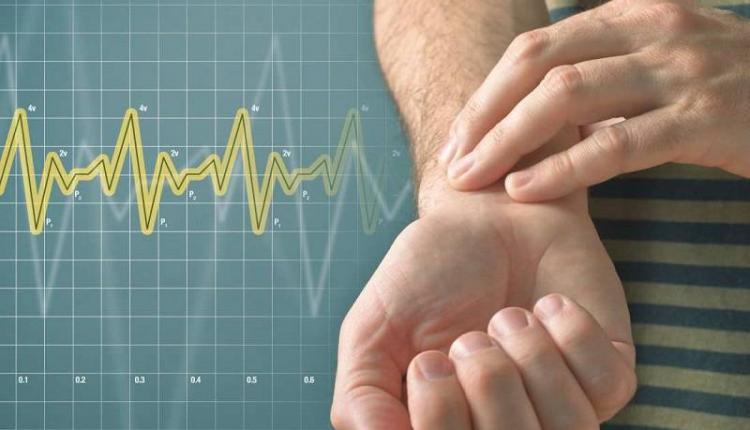 درمان تپش قلب ناگهانی