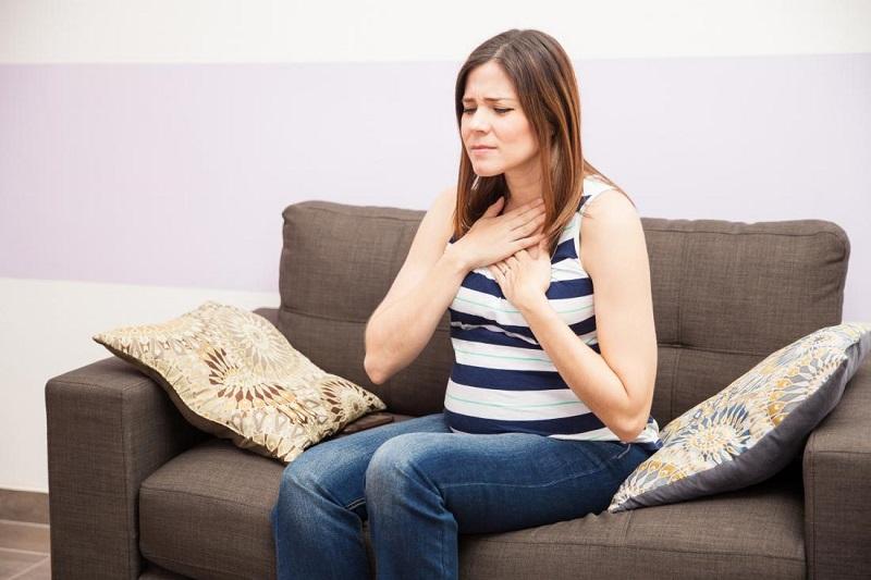 حاملگی و بیماری قلبی