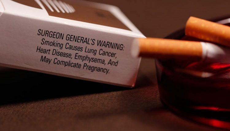 سیگار کشیدن درحاملگی