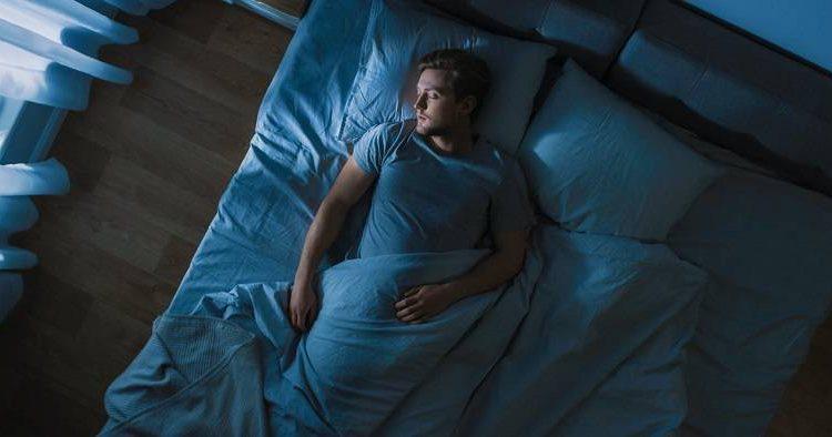 افزایش ناگهانی فشار خون در خواب
