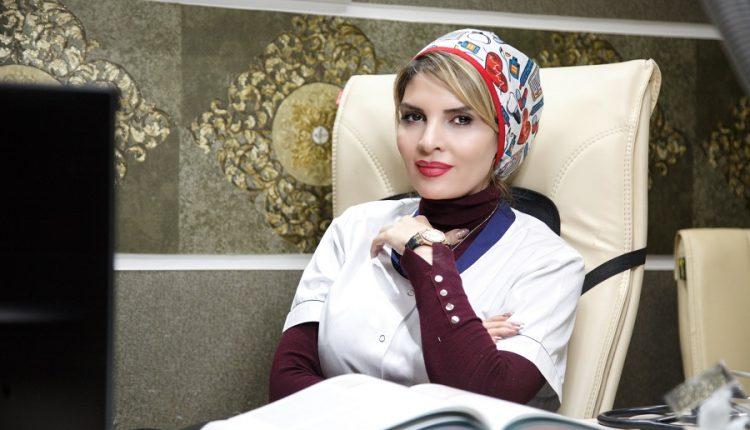 دکتر فریبا هندسی متخصص قلب و عروق