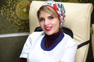 دکتر فریبا هندسی متخصص قلب و عروق و واریس