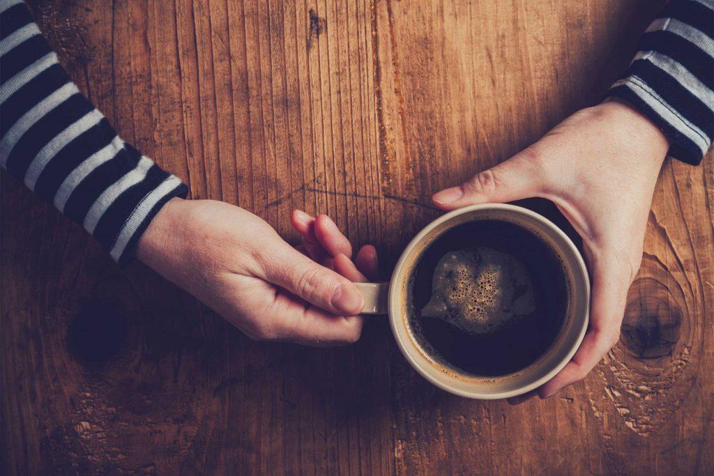 قهوه برای تنگی نفس