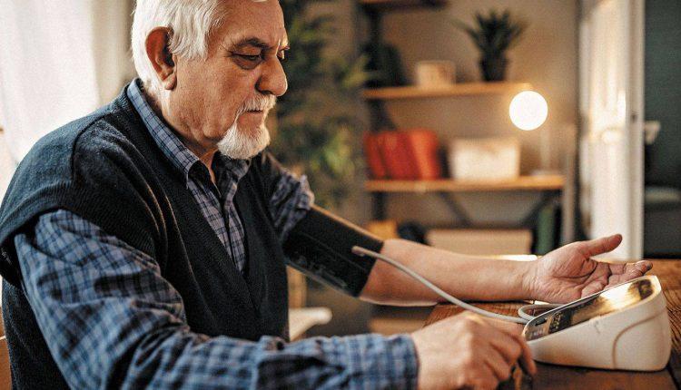 فشار خون در سالمندان