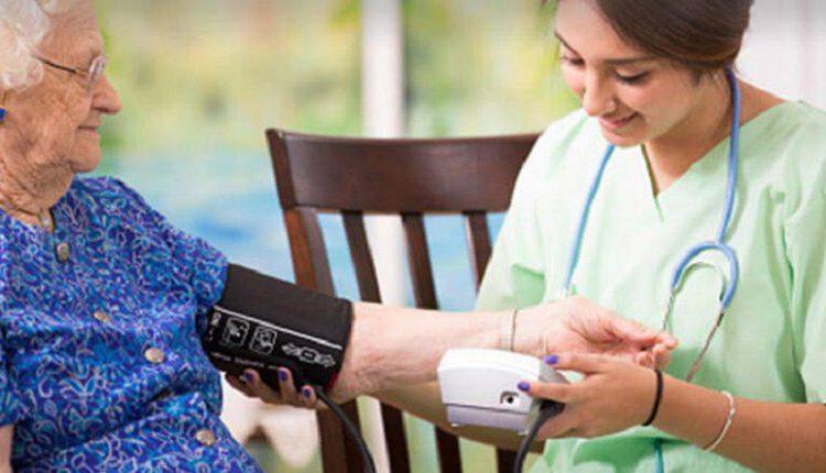 جک کردن منظم فشار خون