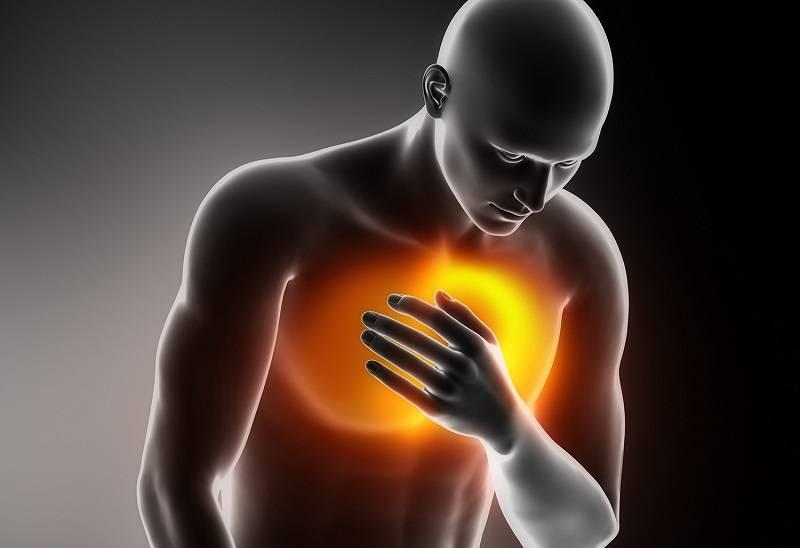 علائم غیر قلبی درد جناغ سینه