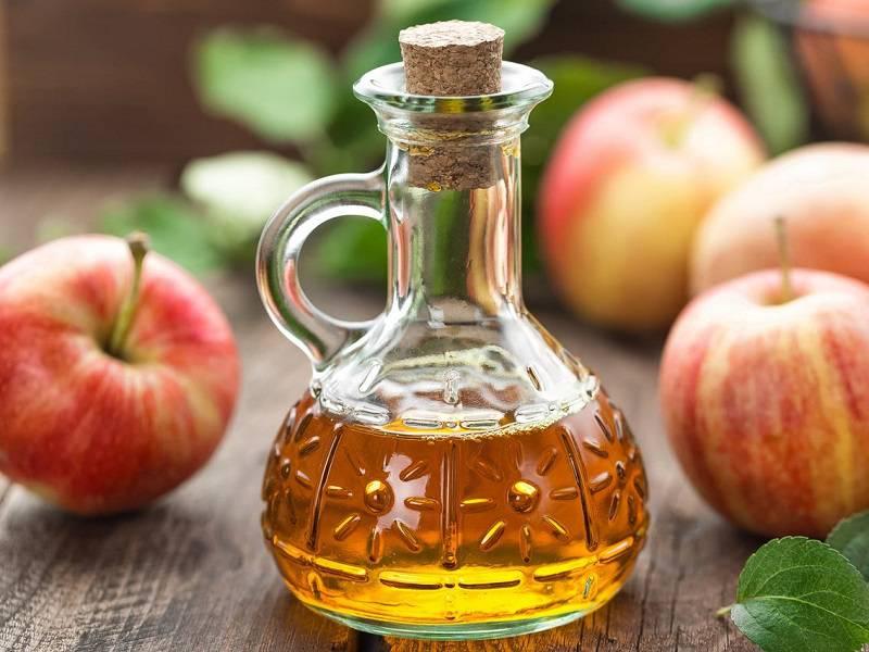 درمان خانگی واریس پا با سرکه سیب