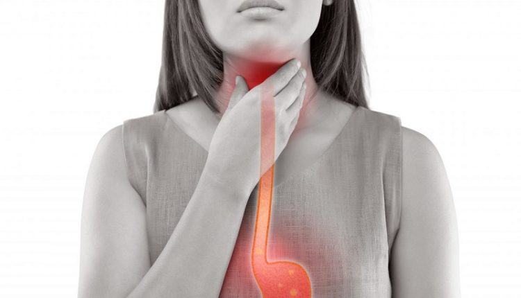 علت گوارشی درد قفسه سینه
