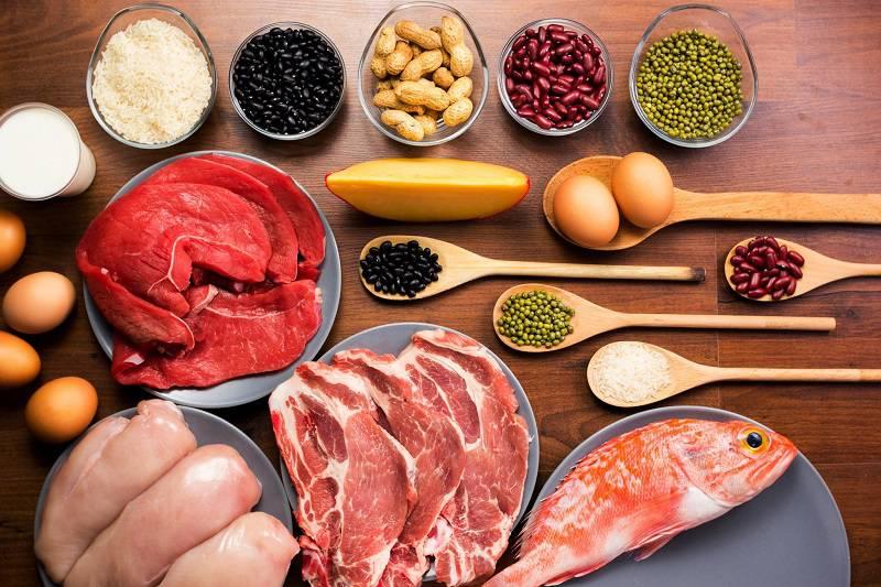 وعده غذایی سالم برای کاهش چربی خون