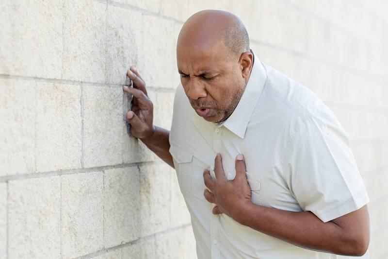 علائم نارسایی عروق قلبی