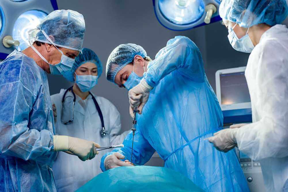 جراحی سندرم کلیپل ترنونه