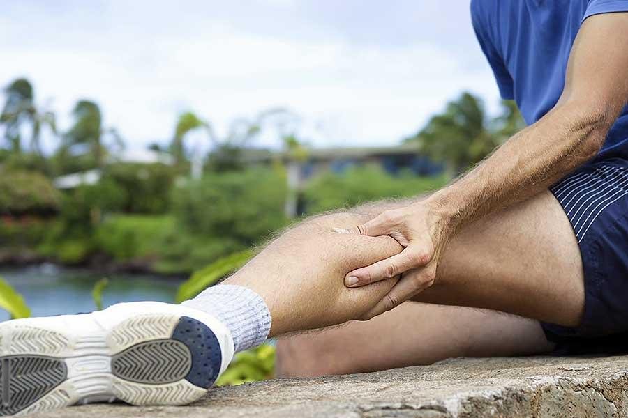 علل درد ساق پا
